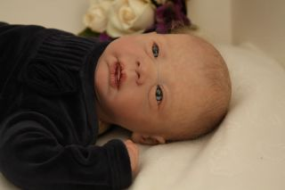 Reborn Baby Girl Matilda from Michelle by E Wosnjuk