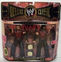 WWE Deluxe Classic Superstars wrestling figure 2 Pack Hardy Boyz boys