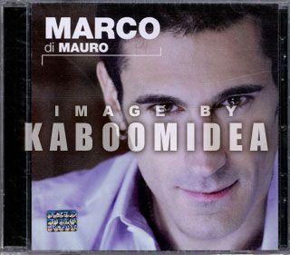 Marco Di Mauro Marco Di Mauro CD New Nada de Nada
