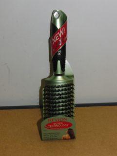 New Revlon Hair Brush Silver Technology RV2840