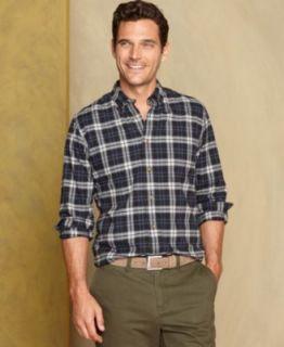 Tommy Hilfiger Shirt, Kenley Long Sleeve Slim Fit Plaid Shirt
