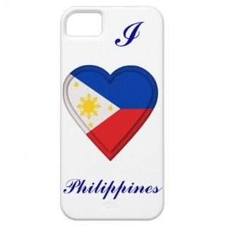 Philippines Flag iPhone 5 Case