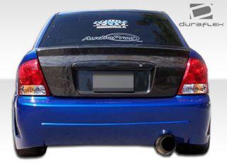 2001 2003 Mazda Protege 4DR Duraflex Spec R Complete Body Kit