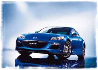 Mazda RX8 Workshop Service Manual Catalogue Maintenance Repair Parts