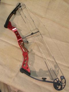Mathews RH Solocam Target Competition Compound Bow Archery Excellent