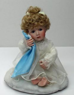 Inspiration,LITTLE TEARDROP,Cindy McClure,Angel Porcelain Doll,COA