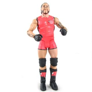 92g WWE Wrestling Mattel MVP Figure
