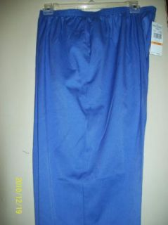 Alfred Dunner Plus Size Stretch Pants Violet 24W