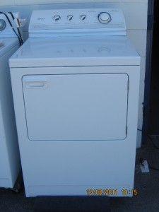 Maytag Performa Quiet Series Gas Dryer Excellent Condition