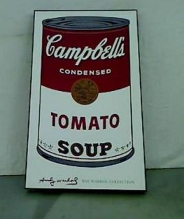 McGaw Graphics 3636FR Campbells Soup I omao 1968 Framed Prin by