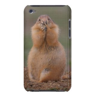 funny prairie dog iPod touch cover