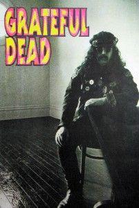Grateful Dead Pigpen Mckernan RARE Vintage Poster