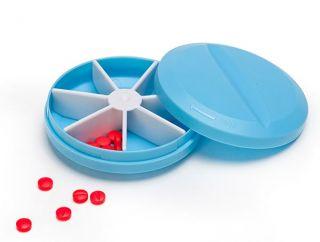 Cases Holders Box Gifts Modern Design Organize 7 days Bag Medical Pill