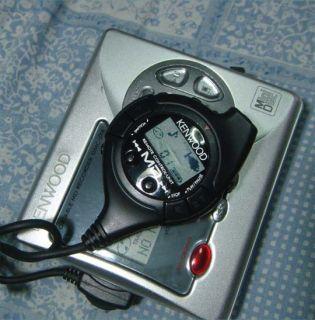 Kenwood MD Portable Recorder MiniDisc Mini Disc Player  DMC J7R