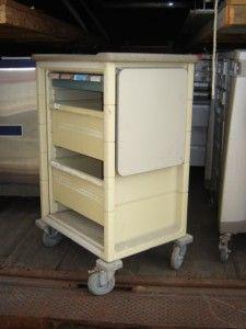 Hospital Medical Storage Cart Medication