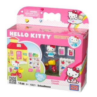 Mega Brands Hello Kitty School House 10821U