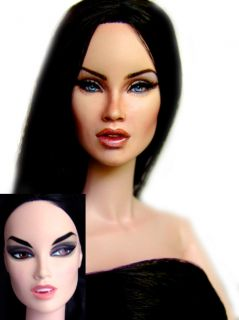 Lessons Doll How to Repaint and Hair Styling by Laurie Leigh