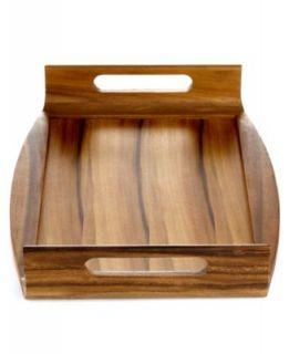 Lipper International Serveware, Bamboo Bed Tray   Serveware   Dining