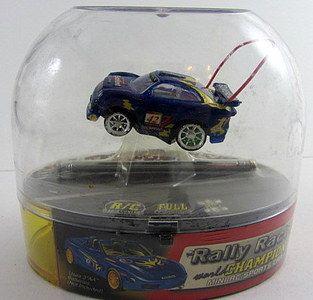 Impreza Rally Racers Mini RC Remote Control Sports Car 49 MHz