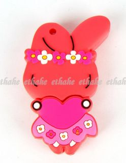 My Melody 4GB 4G USB Flash Drive Pen Memory Disk FDE92I