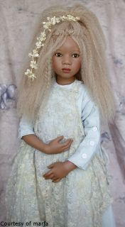 Annette Himstedt Midori Beautiful AA Doll VHTF Complete with COA Boxes