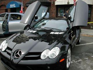 Mercedes Benz License Plate Classic