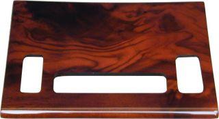 Mercedes Benz Fine Burl Wood 380 SL Kit Console Set
