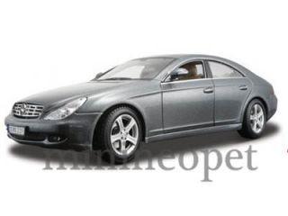 Maisto Mercedes Benz CLS 1 18 Diecast Grey