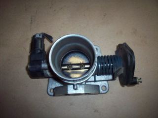 1997 1998 Mercury Tracer Ford Escort Throttle Body At