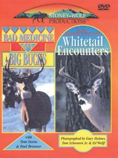 Whitetail Bonanza 3 DVD Set Whitetail Deer Hunting