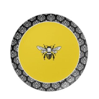 Honey Bee Party Plates