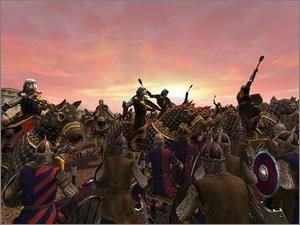 Medieval II 2 Total War w Manual PC DVD Empire Building Combat