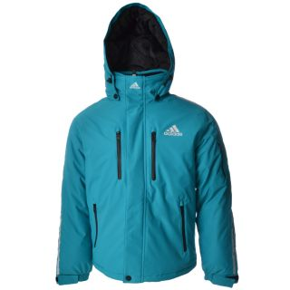 Adidas Mens Padded Winter Ski Jacket Thermal Snow Coat U39003