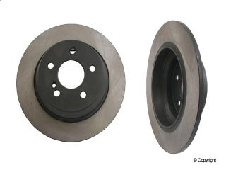Rear Disc Brake Rotors Mercedes Benz E320 E350 E500