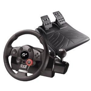 Logitech 941 000020 PlayStation 3 Driving Force GT Racing Wheel
