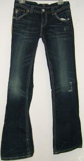 MEK Denim New Mazatlan Bootcut Jeans Size 26