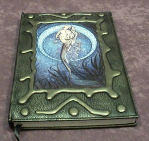 Mystic Mermaid Journal Log Book Jessica Galbreth