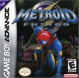 Metroid Fusion Game Boy Advance Game Only