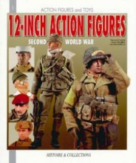 12 inch Action Figures WW2 Book WWII Military Doll