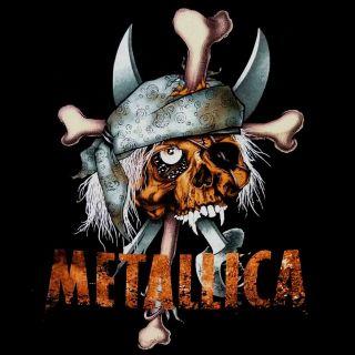 Metallica Argh Matie Official Shirt XL New