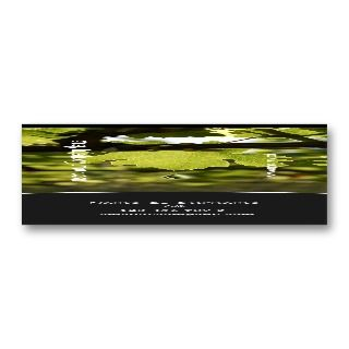 vineyard grape business profile skinny business card