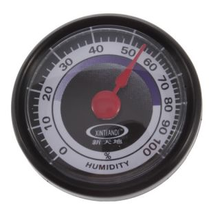 Analog Hygrometer Humidity Meter Mini Power Free Indoor Outdoor