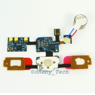 New Home Keypad PCB with Mic Repair Parts Flex Cable for Samsung i9000