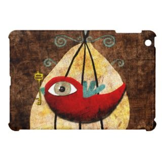 Victorian Secret Key iPad Mini Cases