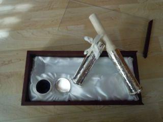 Baby First Curl Birth Certificate Wooden Keepsake Shadow Box