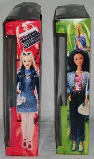 Lot of 2 Generation Girl Barbie Lara Mattel Doll 1998 Vintage 90s Toy