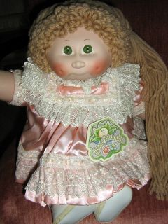 Xavier Roberts Cabbage Patch Kids Porcelain Collection 1984 Le 16in