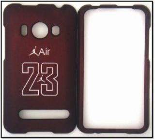 HTC EVO 4G Jordan Cell Phone Cover Faceplate Snap Case