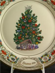 Lenox Christmas Trees Around The World 1999 Mexico A