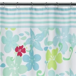 Disney Mermaid Ariel Fabric Shower Curtain